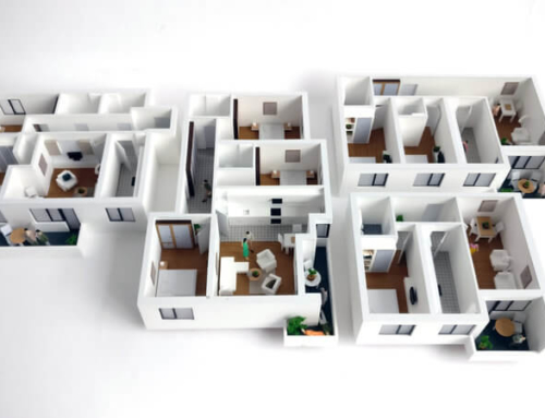 Detailed Apartments Interior model