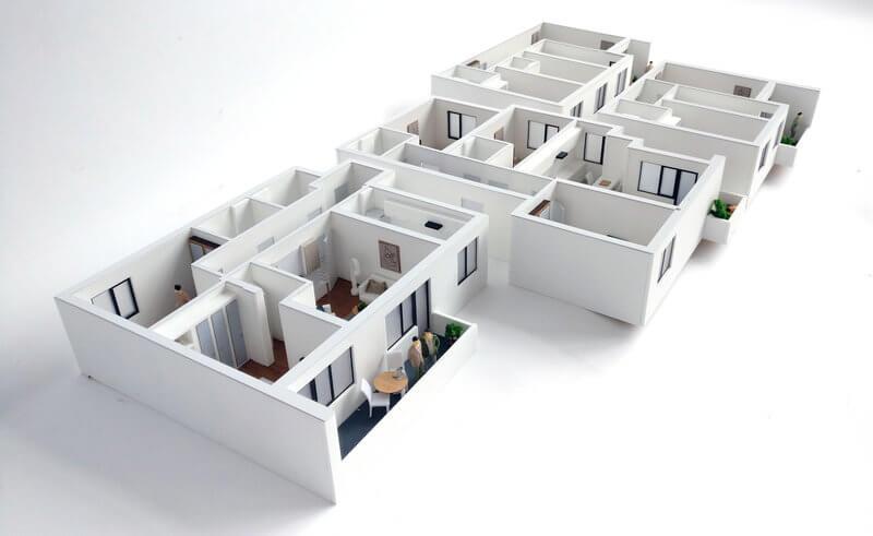Apartment Interior model