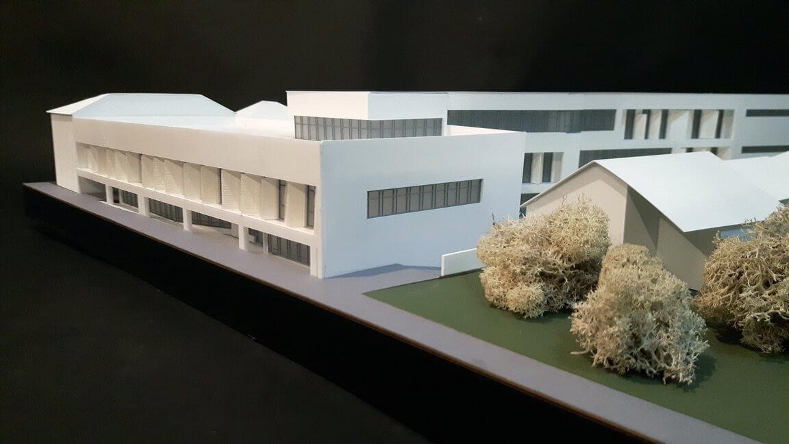 Concept Model Museum