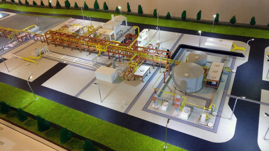 Gas Industry platform