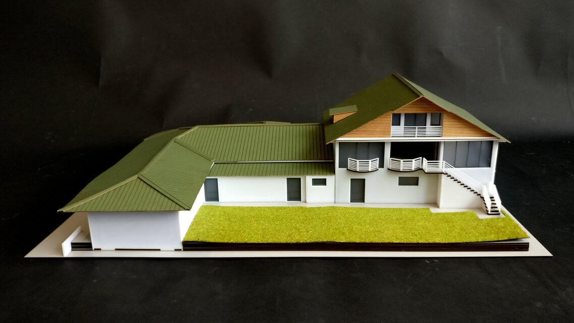 House Architectural Model