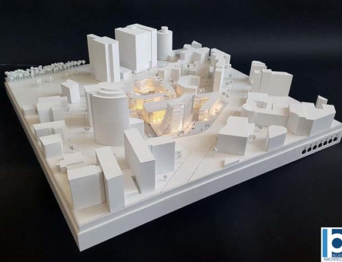 Eschborn, Germany  – Office Building Model