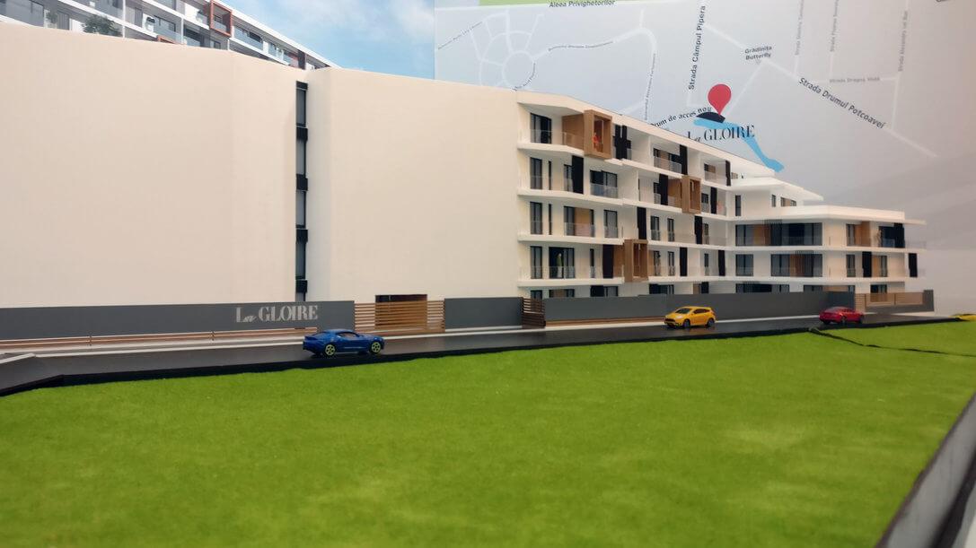 Real Estate Architectural Scale Model