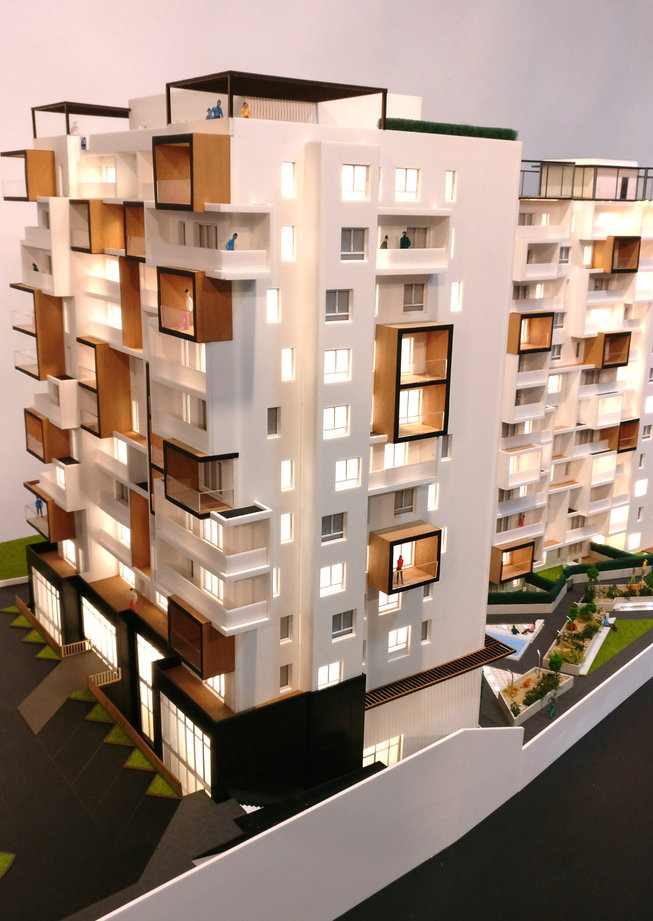 Residential Architectural Model