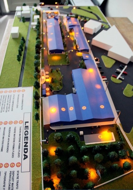 Scale Model Factory