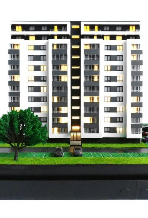apartaments Building Model