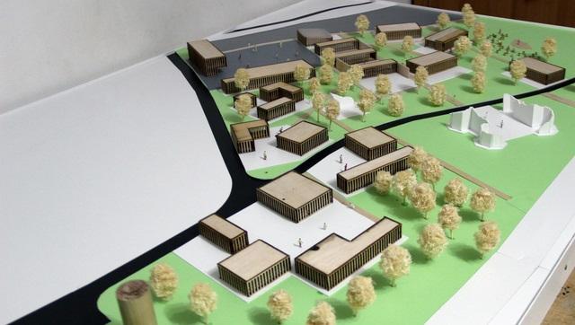 campus mass model