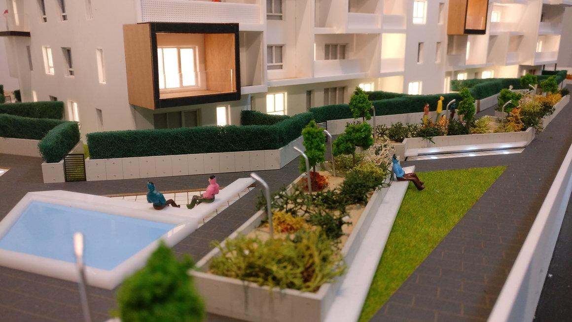 housing developments model