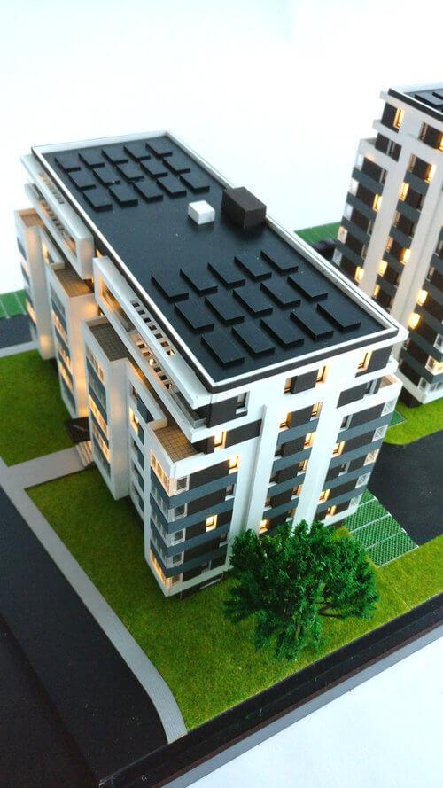 residential developments buildings