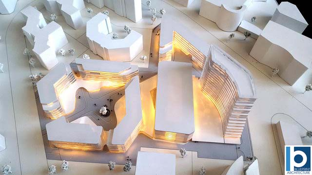 urban architecture ofice model