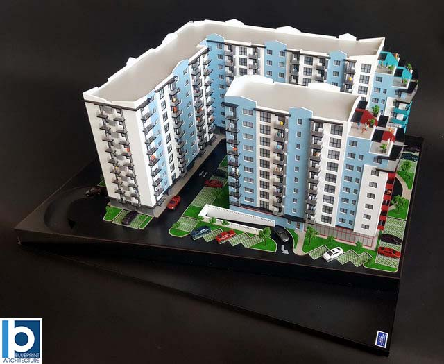 Apartment building Development Model