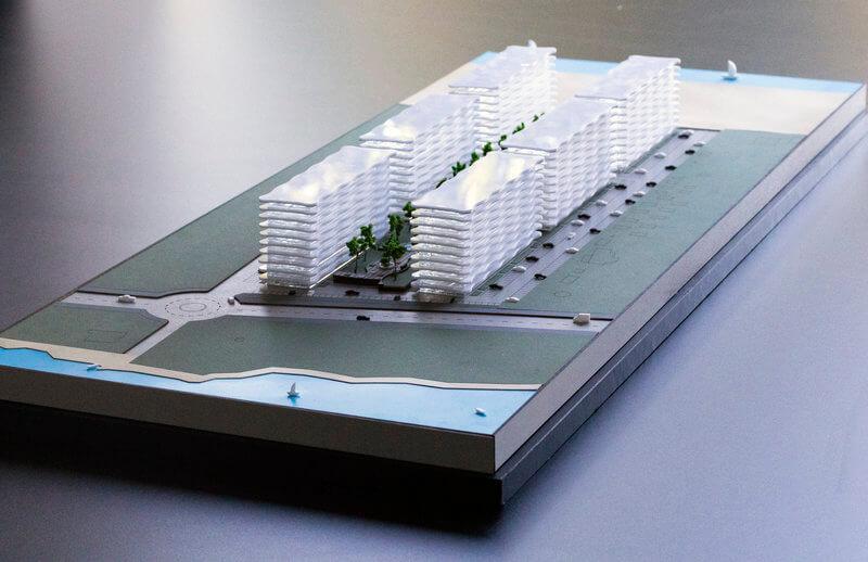 Housing Complex Model
