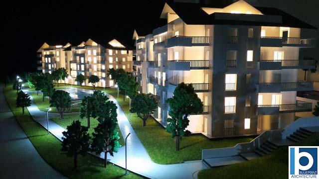 Housing models for developer