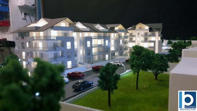 Housing scale models for developer