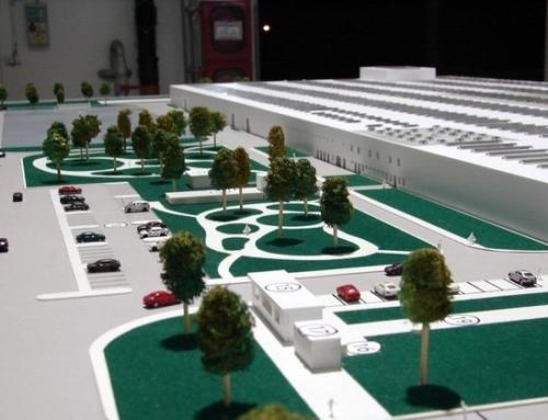 Romcab factory model