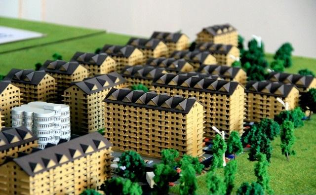 Marketing model for housing