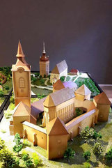 Religious Architecture Models