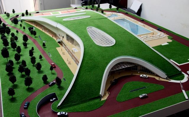 Sport Arena Model