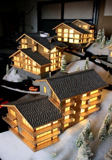 illuminated Housing Model