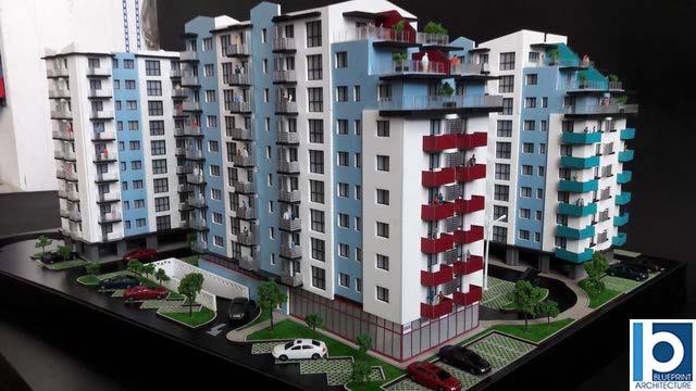 residential development Model makers