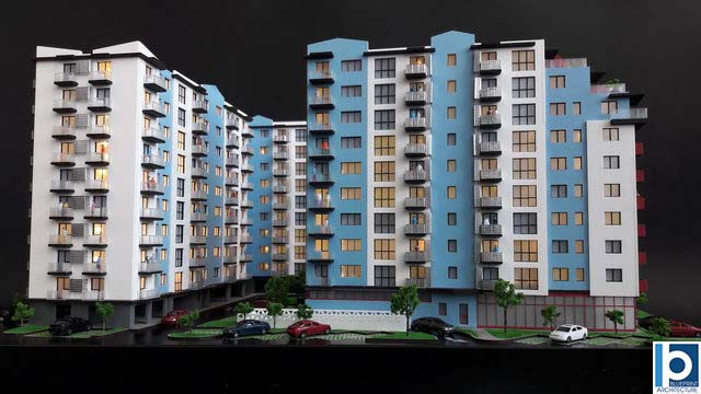 residential development Model