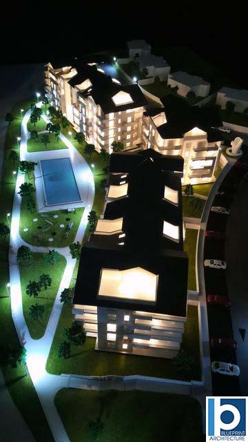 residential marketing models