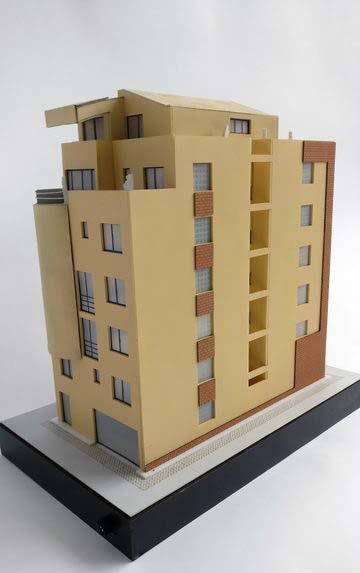 6-floor building