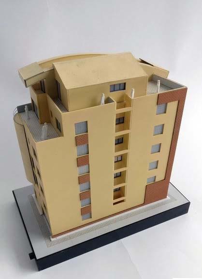 6-floor office building