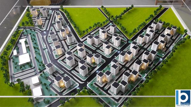 Apartment Buildings Model