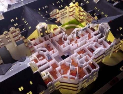Residential building model