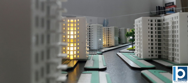 Apartments Buildings Models