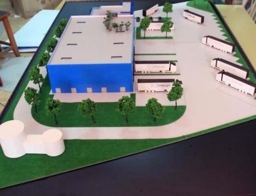 EltraLogis factory model