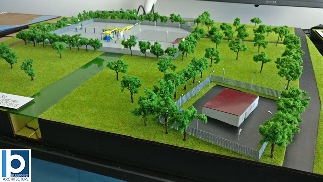 Gas Measurement Station Model