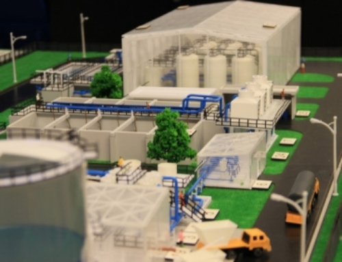 Wastewater treatment plant – Wabag Water System