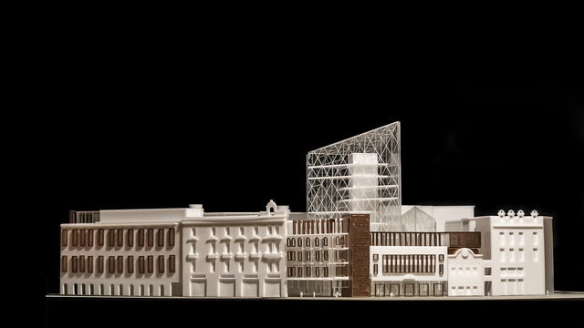 Large Office Building Model