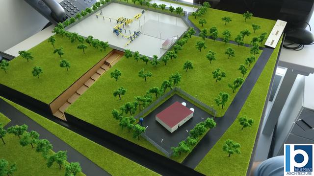 Measurement Station Model