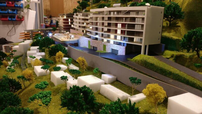 Residential complex Monaco