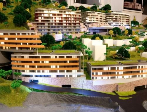 Residential complex – Voiles du Cap – Monaco