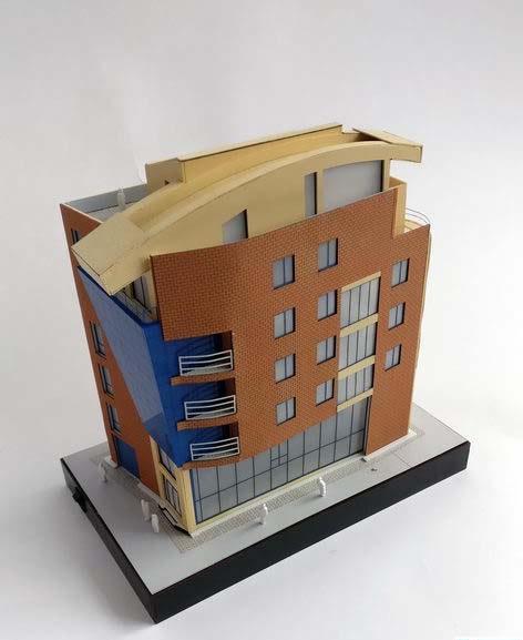 economical building model