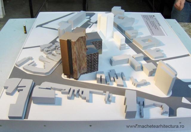 office Building Mass Model