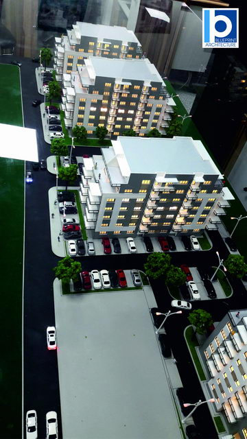Apartment Buildings Development Model