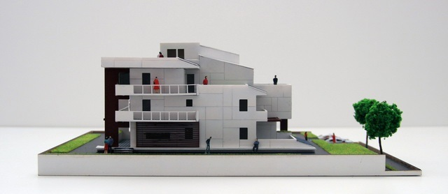 House Scale Model