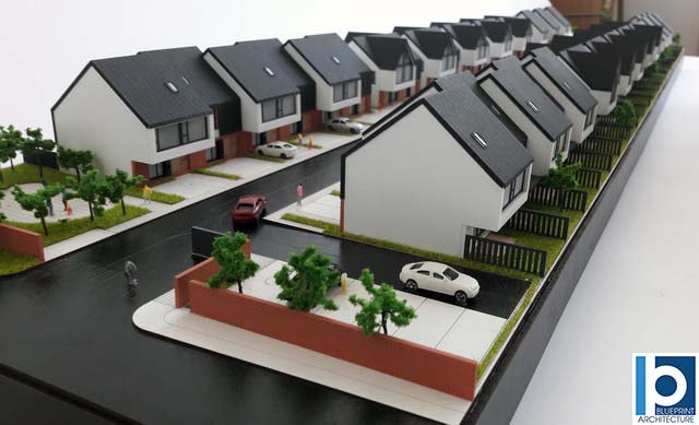 Housing development model