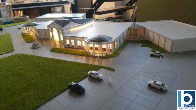 commercial building model