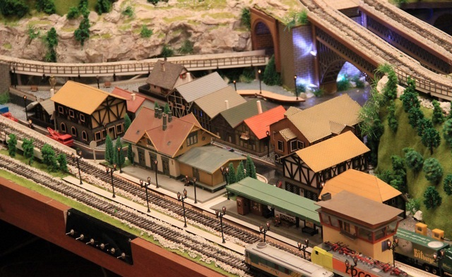 railroad model