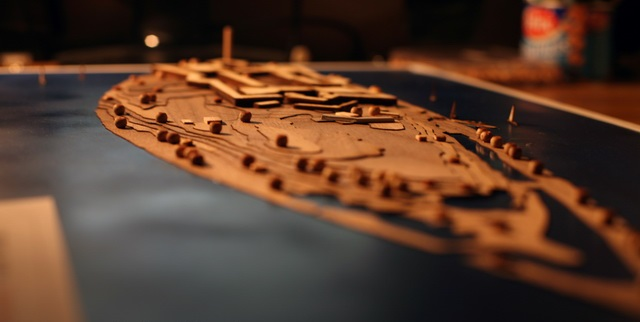 restoration center model