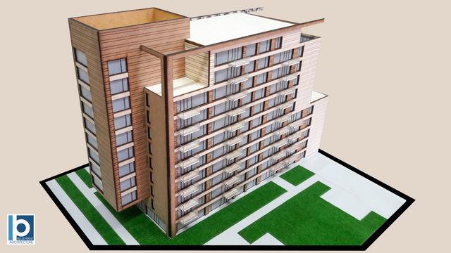 Apartment building models