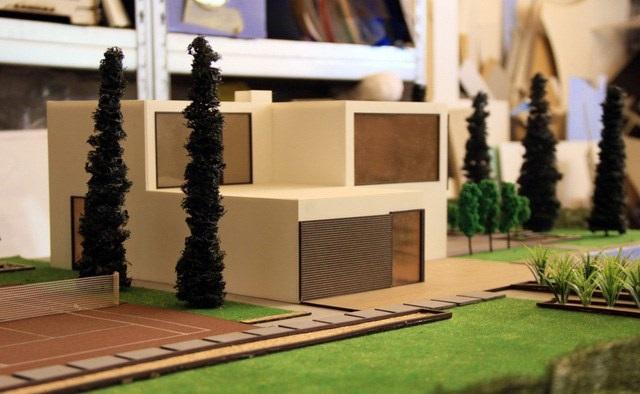 Garden Villa Model