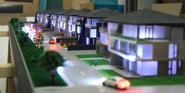 Housing development model