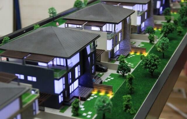 Model for housing development